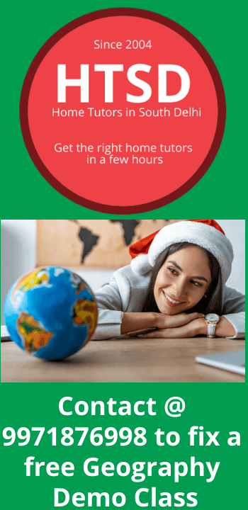 Geography Home Tutors