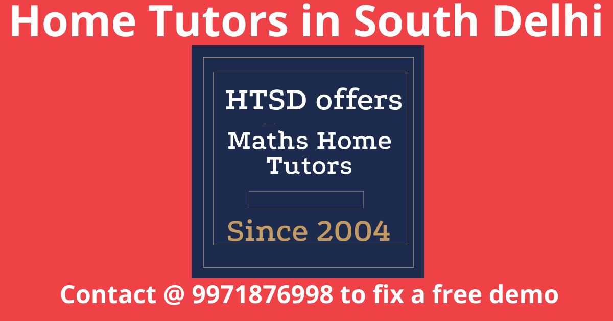 Maths home tutors