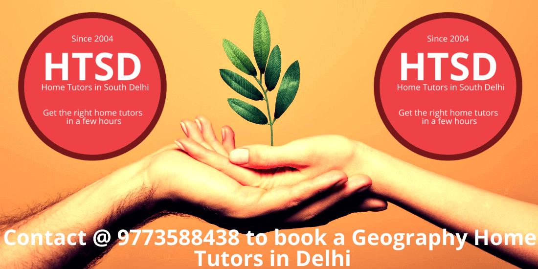 geography tutors in delhi