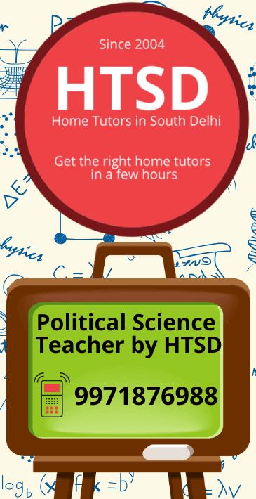 political science teacher