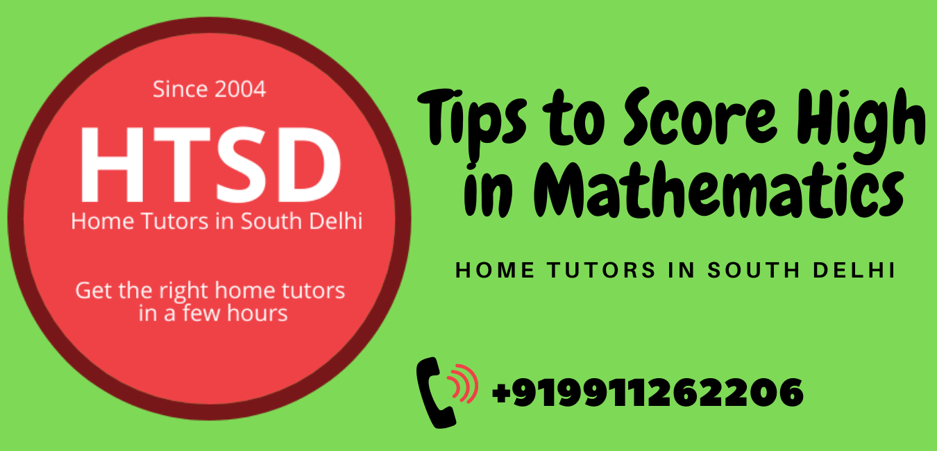 Score Good Marks in Maths Class 12