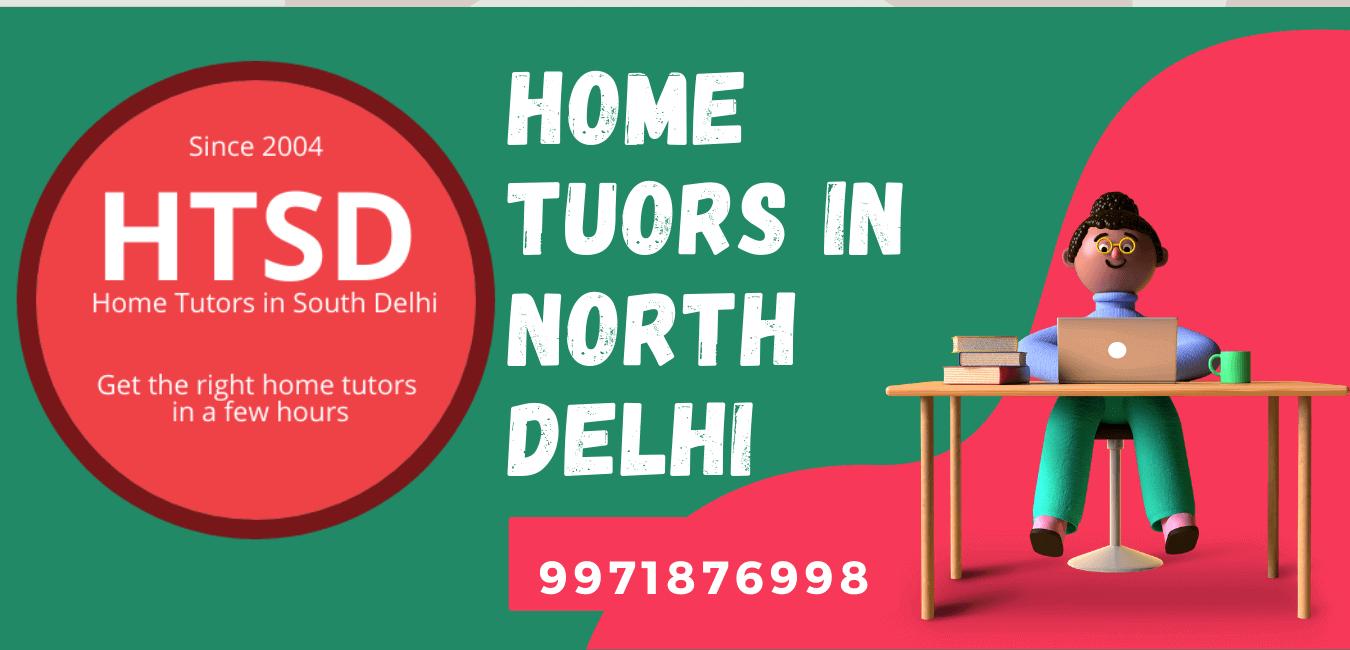 Home Tuors in North Delhi