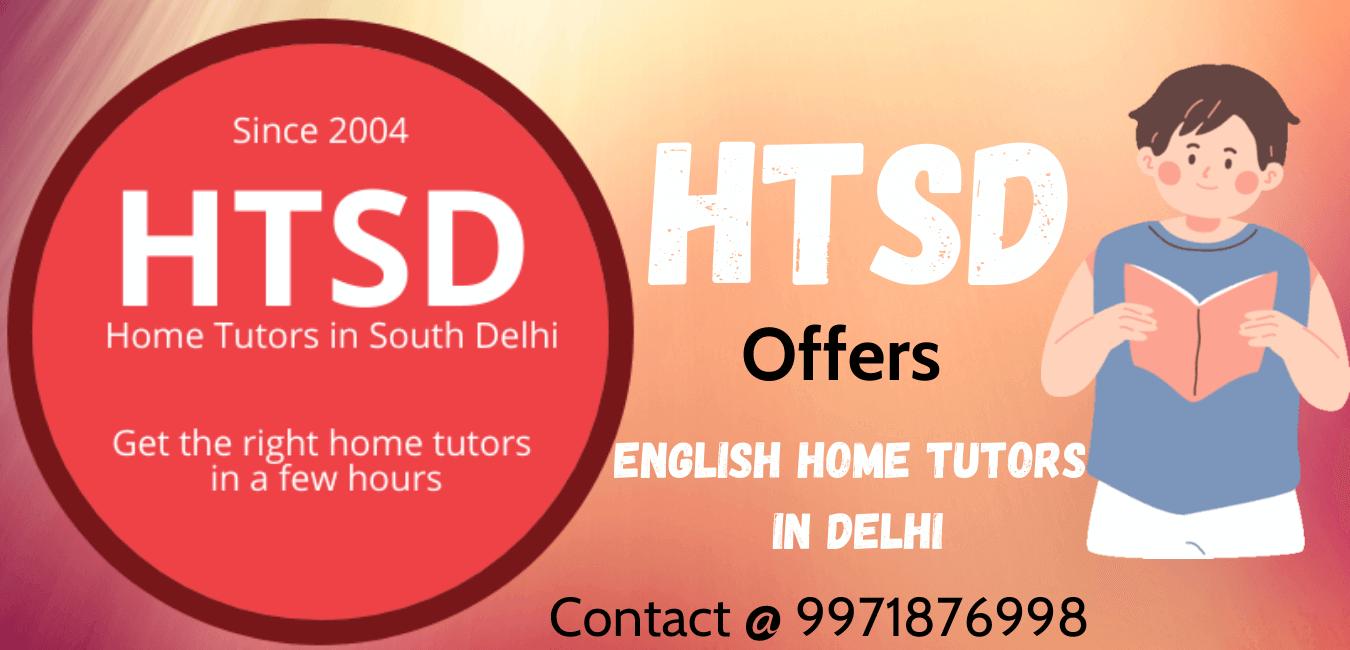 English home tutors in delhi