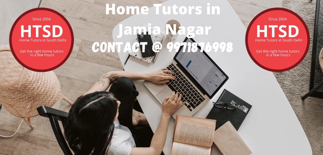 Home Tutors in Jamia Nagar