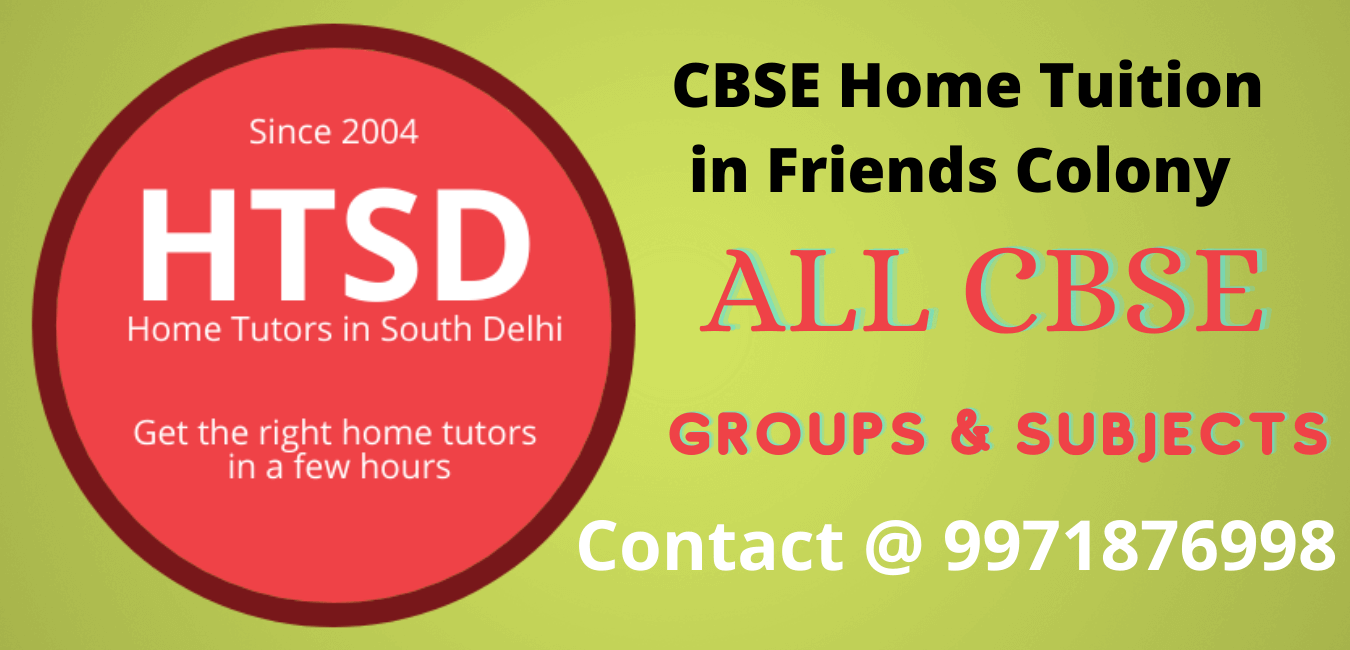 home tutors in friends colony