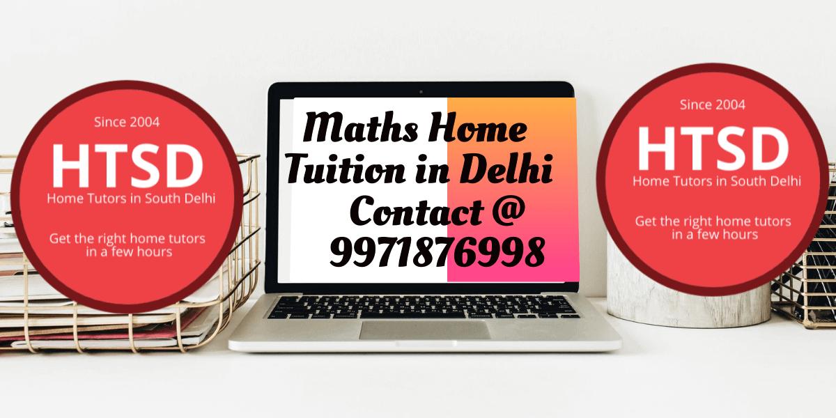 maths home tuition in delhi