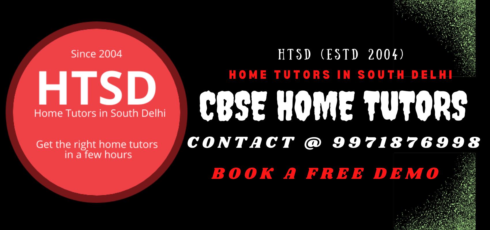 CBSE Home Tutors
